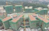 龙岗一批民生项目即将竣工 明年交付使用学校11所 新增学位15900个